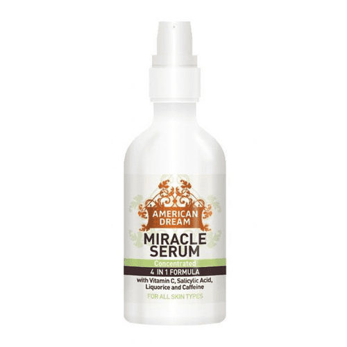 Miracle Serum 4 in 1 Concentrated Formula for face & body 2oz