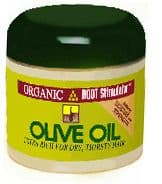 Organic Root Stimulator Olive Oil Creme Hairdress