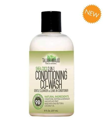 Shea-Coco Conditioning Co-Wash 8oz / 237 ml