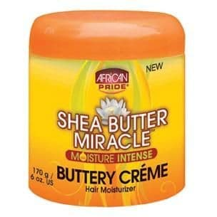 Shea Miracle Buttery Creme 6oz