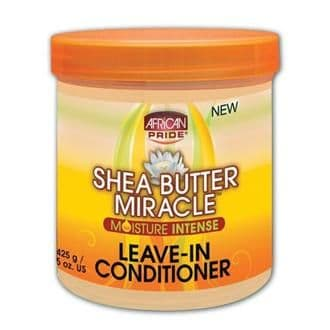 Shea Miracle Leave-in Conditioner 425g