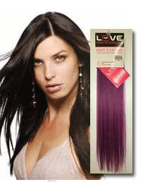 Single Piece Clip In Human Hair Extensions 18