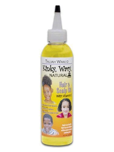 Taliah Waajid Kinky Wavy Hair & Scalp Oil 8oz