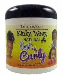Taliah Waajid Soft & Curly Jelly 6oz