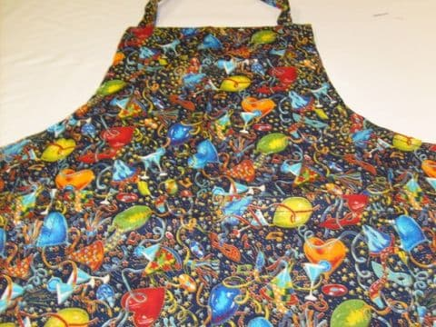 Apron - With Party Print