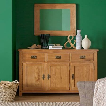 cherbourg 3 door sideboard