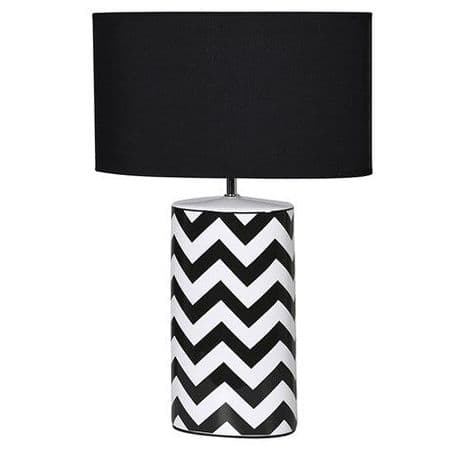 design lamp with shade