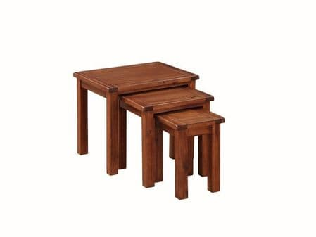 eave acacia nest of 3 tables