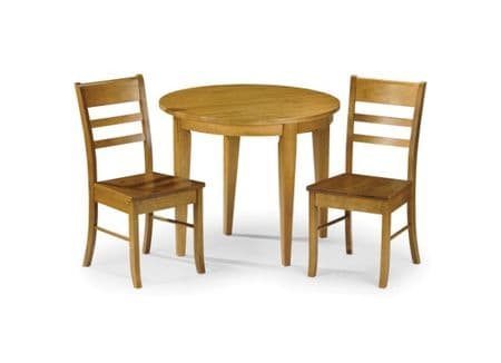 Half Moon Dining Table & Chairs