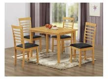 hanover dining table with 4 chairs