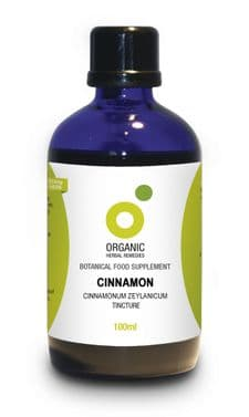 Cinnamon Tincture 100ml