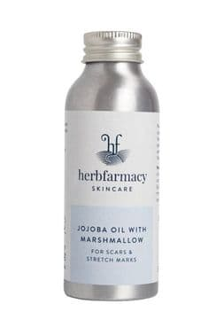 Herbfarmacy Jojoba Oil with Marshmallow 100ml