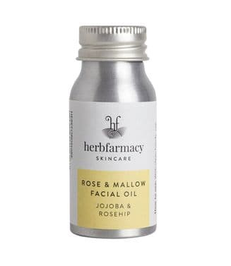 Herbfarmacy Rose & Mallow Facial Oil 35ml