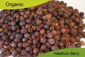 Organic Hawthorn Berry  500gm