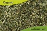 Organic Heartsease 250gm