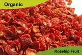 Organic Rosehip Fruit 500gm