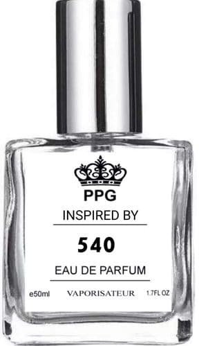 *540* EDP PERFUME 50ML SPRAY INSPIRED BY BACCARAT ROUGE 540