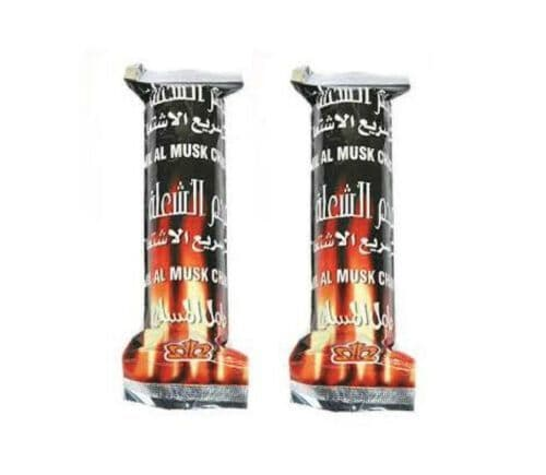 Hamil Al Musk Swift Lite Bakhoor Incense Shisha Hookah Charcoal Coal 20 Tablets
