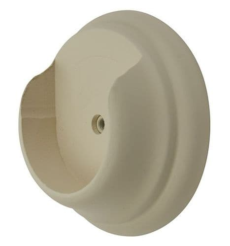 Modern Country 55mm Wooden Recess Bracket - Pearl