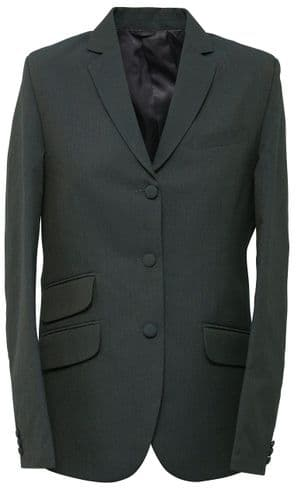 Ladies Tonic Suit Jacket Green & Gold
