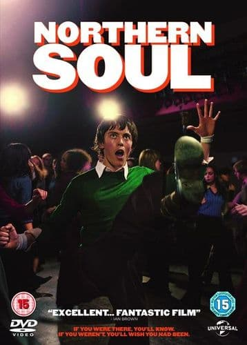 NORTHERN SOUL MOVIE DVD