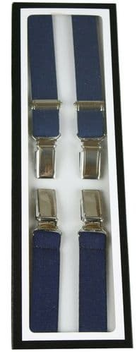 Skinhead Braces Navy