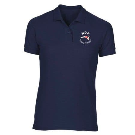 NDP Polo - Ladies - FINAL DATE FOR ORDERS IS MAY 20th 2019