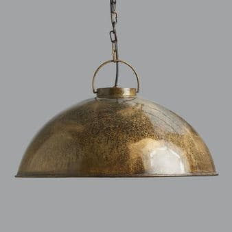 Europa Marbled Pendant Light