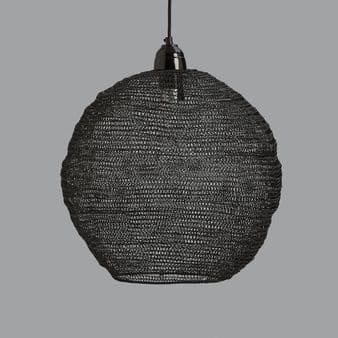 Nina Wire Pendant Light - Black