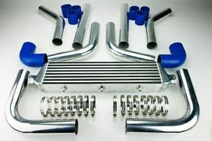 "2.25"" UNIVERSAL INTERCOOLER KIT TYPE S 550x140x62MM £116.99"