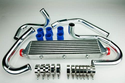FMIC INTERCOOLER KIT FOR SEAT LEON IBIZA CUPRA 1.8T 20v TURBO BLUE 169.99
