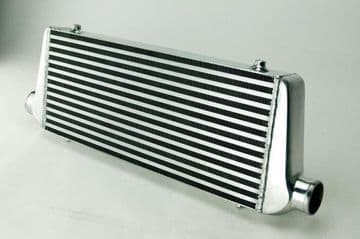 TOYOSPORTS UNIVERSAL FMIC FFRONT MOUNT TURBO INTERCOOLER 550x225x64MM